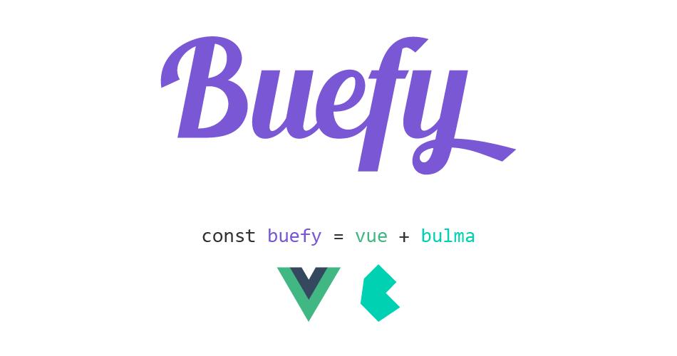 Buefy - VueJS
