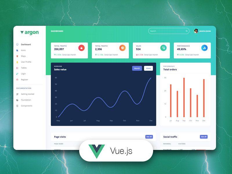 10+ Top VueJS Components, Templates, and Experiments for 2020 - VueJS